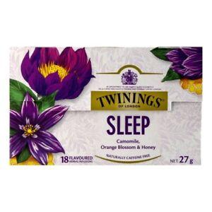 Twinings Caffeine Free Naturally Sleep Tea Bags 18 pack 27g