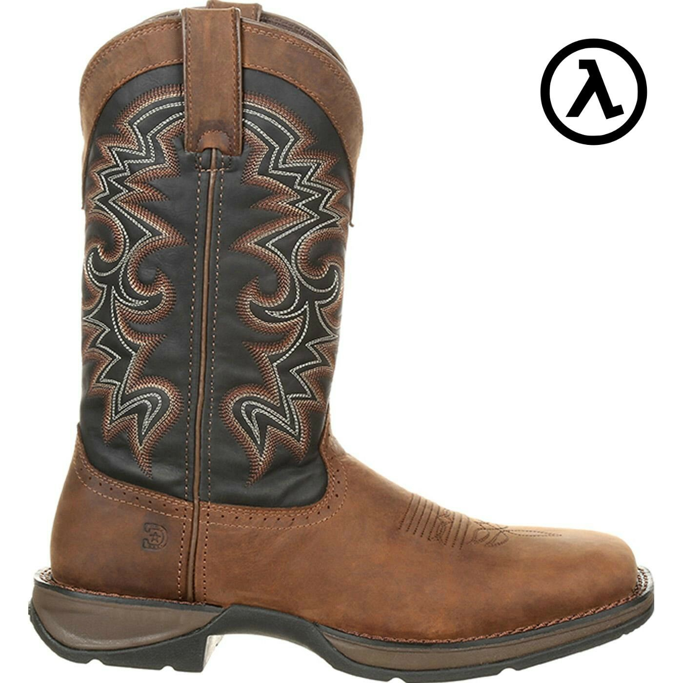 REBEL BY DURANGO PULL-ON WESTERN BOOTS DDB0135 * ALL SIZES - NEW