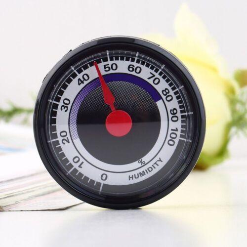 0-100/% Portable Accurate Durable Analog Hygrometer Humidity Meter Indoor Outdoor