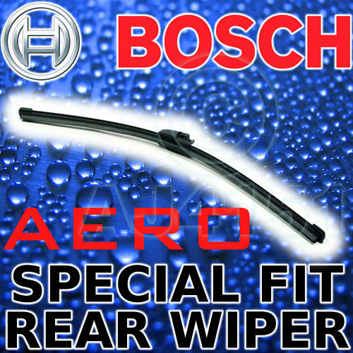Bosch especiales específicas ajuste trasero Aero Limpiaparabrisas a340h