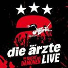 Live-Die Nacht Der Dämonen (5fach Vinyl) von Die Ärzte (2013)