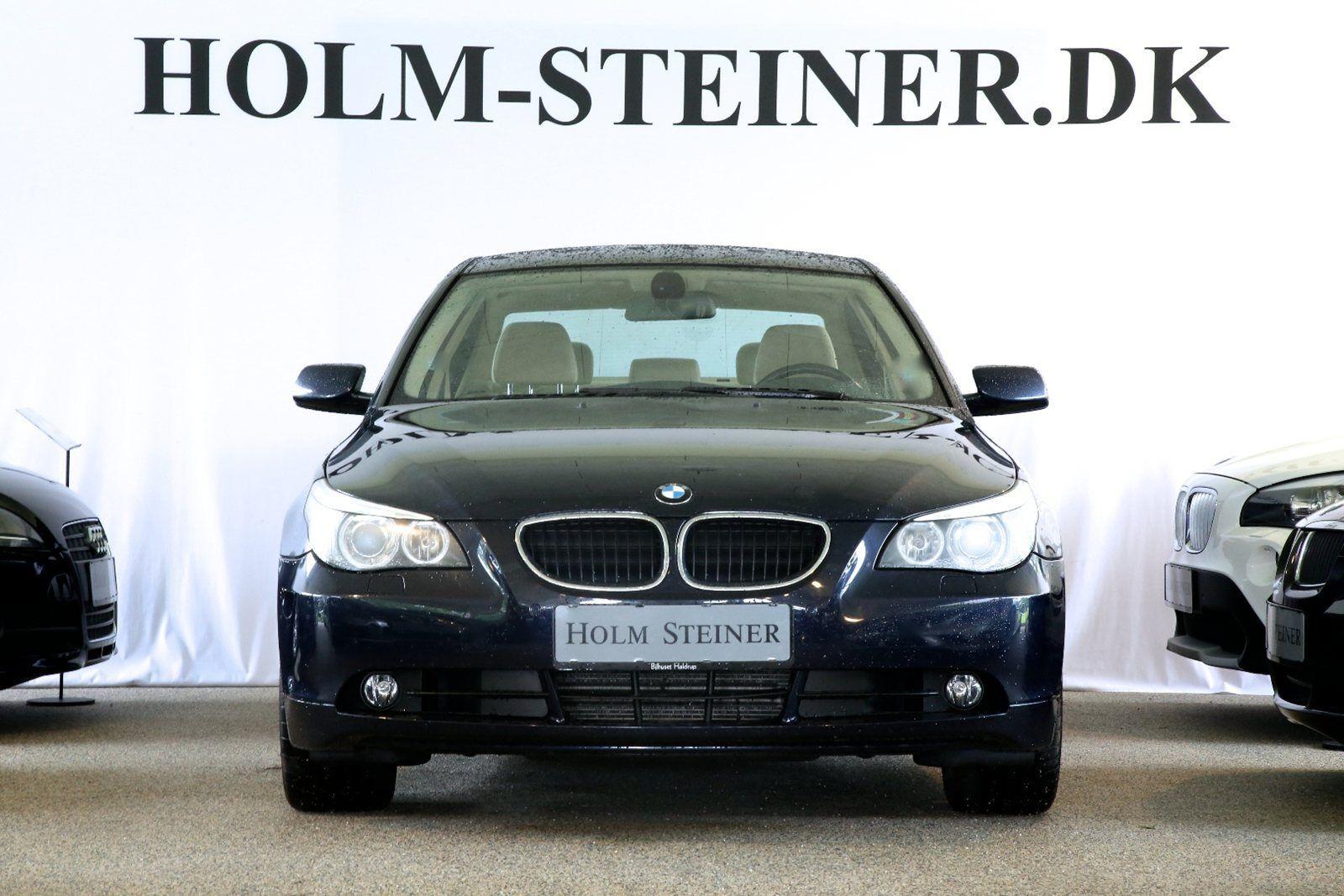 BMW 525i 2,5 Steptr. 4d