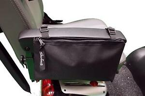 Sheerlines-Universal-Wheelchair-Knightsbridge-Side-Arm-Bag-Ideal-For-Valuables