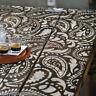 Wall Furniture Floor Craft Stencil - TAJ MAHAL Indian Paisley Stencil