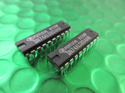 SN74ALS804AN DIP 20 NAND GATE 6-Elemento Hex ** 2 per ogni vendita ** SOLO £ 3.50ea