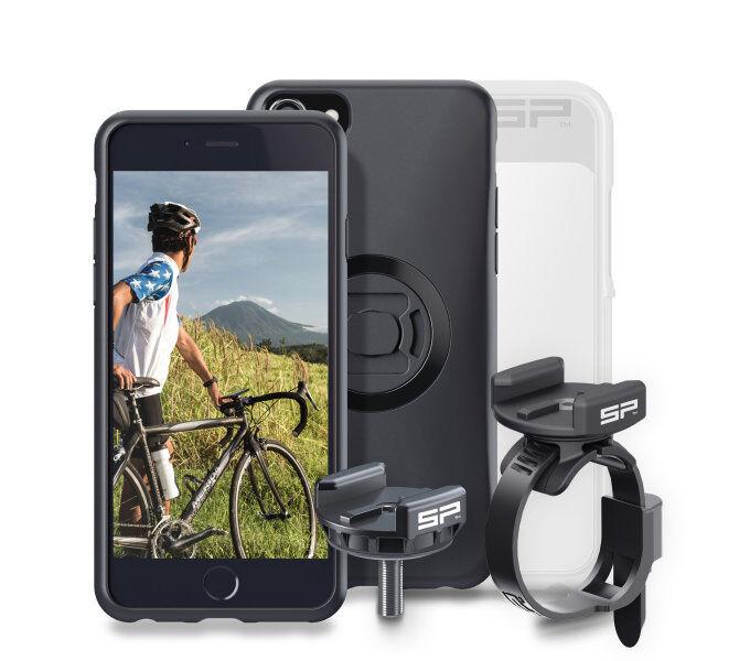 SP Connect Gadgets Bike Bundle für iPhone 8 8S 7 7S 6 6S Handyhalterung 4in1