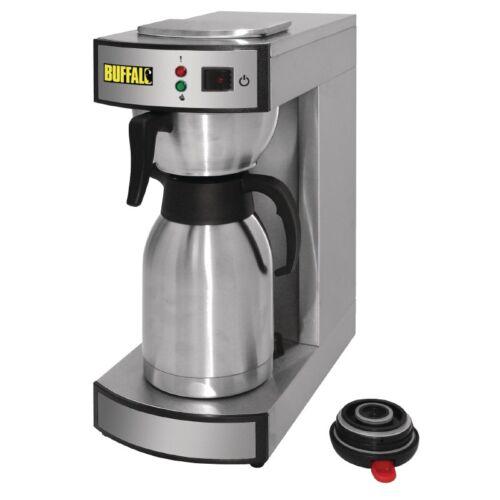 Kaffeemaschine für Gastronomie Buffalo inkl.Isolierkanne DN487