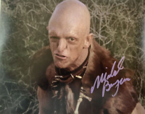 MICHAEL BERRYMAN HAND SIGNED 8x10 PHOTO THE HILLS HAVE ...