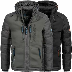 Geographical-Norway-BREVSTER-Herren-Winterjacke-Jacke-Outdoor-Ski-warm-S-XXXL