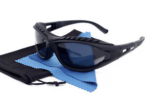 f694f26178a9 Image is loading Xtreme-Plus-Men-Women-Polarised-Sunglasses-Foam-Padded-