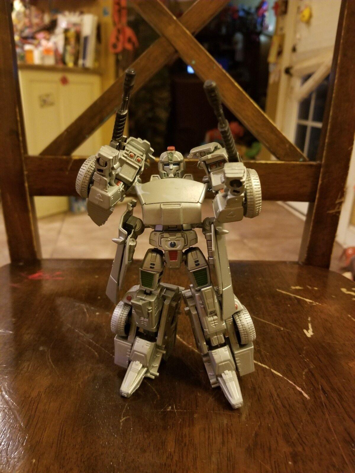 buscando agente de ventas Personalizado Transformers Transformers Transformers  Personalizado Pintado Plata Sideswipe  ahorra hasta un 70%