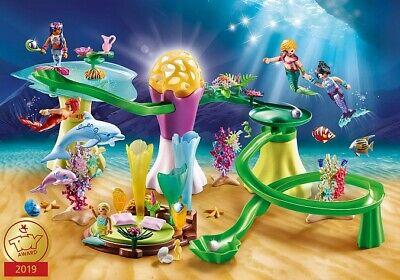 PLAYMOBIL La Princesse Bleu /& Rose Edition Spéciale 4557 SIRENES H703