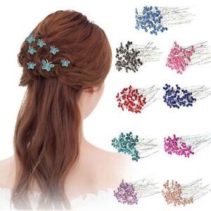 20pcs-Coiffure-De-Mariee-Epingles-a-Cheveux-Usure-Head-Bouchons-Papillons