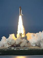 SPACE SHUTTLE DISCOVERY LAUNCH INTERNATIONAL STATION ART PRINT POSTER 410PYA