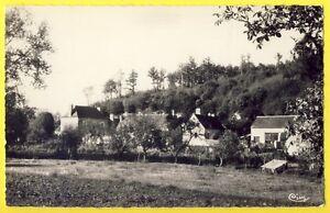 cpsm-Vue-RARE-41-VILLEDIEU-le-CHATEAU-Loir-et-Cher-COTEAU-de-BOUILLON