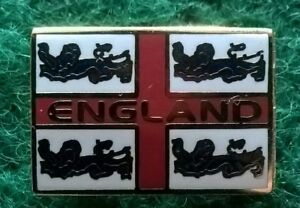 England-Four-Lions-St-George-Flag-Pin-Badge
