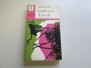 Acceptable-Gulliver-039-s-Travels-Jonathan-Swift-1965-01-01-Foxing-tanning-to-ed