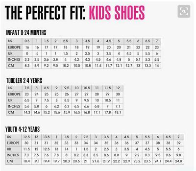 Zapatos De Lona Niñas Alto Tobillo Zapatillas Bebé Niño Talla 7 - 10.5 Reino Unido (24 - 29EU)