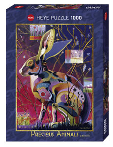 BOB COONTS - EVER ALERT - Heye Puzzle 29879 - 1000 Teile Pcs.