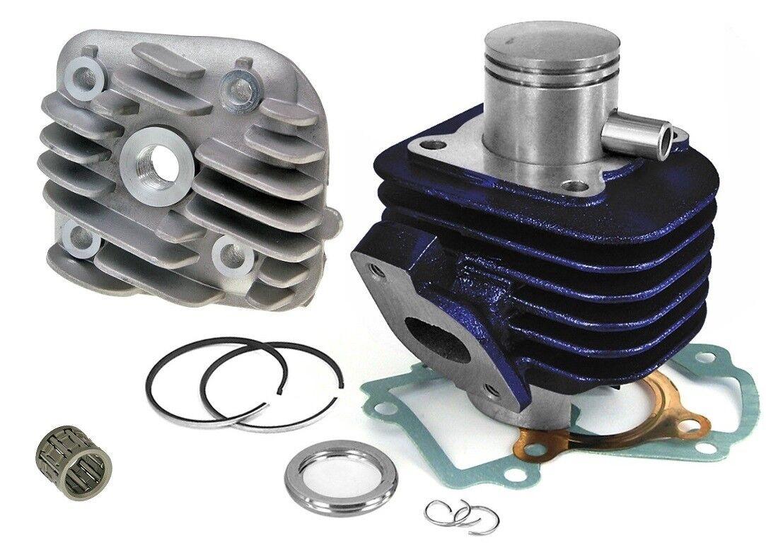 Zylinder 50ccm RMS Blue-Line Sport ca 6,5 PS 12mm Bolzen Zylinderkit 2 Takt 50,