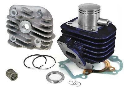 Zylinderkit 50ccm Blue-Line Sport 12mm Generic Ideo Onyx ROC Race GT Stroke 50