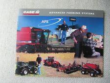 Case Caseih Advanced Farming Systems Afs Brochure