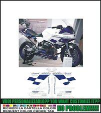kit adesivi stickers compatibili r 1100 s boxer cup 2001 replica  randy mamola