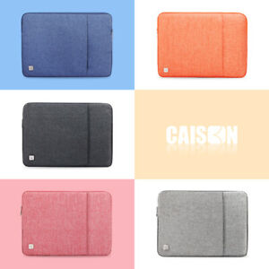 CAISON-Laptop-Sleeve-Case-Cover-Bag-For-10-1-12-13-3-14-15-6-17-3-034-inch-Computer