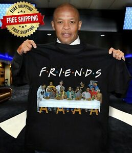 RAP-LEGEND-FRIENDS-SHIRT