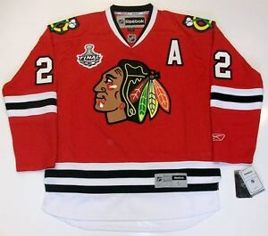 DUNCAN-KEITH-CHICAGO-BLACKHAWKS-2010-CUP-RBK-JERSEY