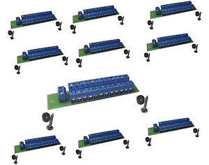 10-St-Stromverteiler-Verteiler-2-Ein-24-Ausgaenge-fuer-Gleich-und-Wechselstrom