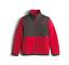 thumbnail 2 - New Mens The North Face Denali Fleecei Jacket Coat Red Orange Grey Blue