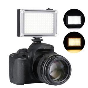 MINI-112-LED-Video-Live-Wedding-Camera-Lamp-Lighting-Photography-Fill-light-dp-039