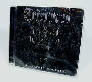 TRISTWOOD-The-Delphic-Doctrine-CD-Album-NEU-Industrial-Death-Black-Metal