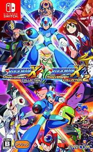Nintendo-Switch-ROCKMAN-X-Anniversary-Collection-1-game-card-2-DLC-NEW