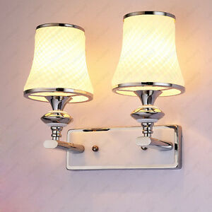 6W/10W LED Wall Sconce Light Bulb Pull Switch/N Lamp Fixture Lobby Aisle Hallway eBay