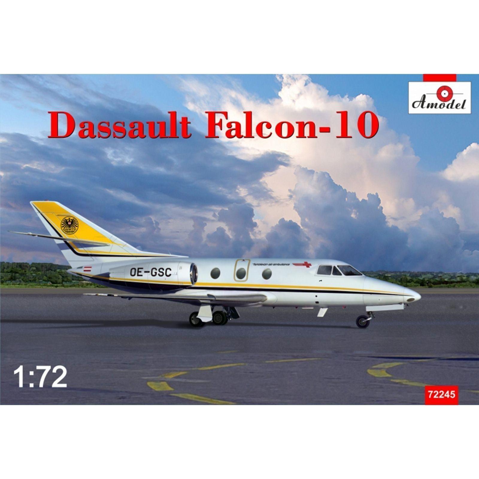 1 72 Amodel Falcon -10 kit