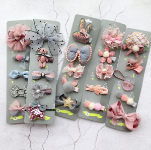 Various-Designs-of-Girls-Baby-Kids-Children-Cute-Hair-Clips-Free-Delivery