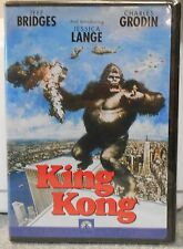 King Kong (DVD, 1999 ) RARE COVER ORIGINAL VERSION 1976 JESSICA LANGE BRAND NEW