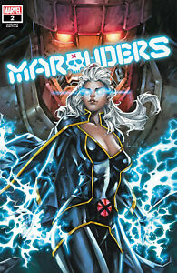 MARAUDERS-2-KAEL-NGU-EXCLUSIVE-VARIANT-COMIC-BOOK-Marvel-Comics-IN-STOCK