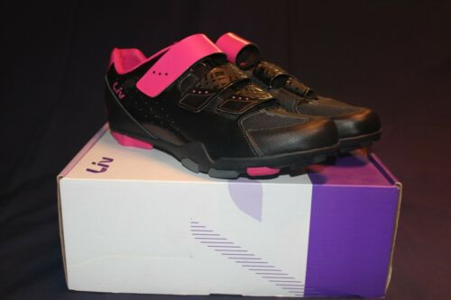 Liv Fera Womens MTB Cycling Shoes Two Bolt SPD Pattern New in Box