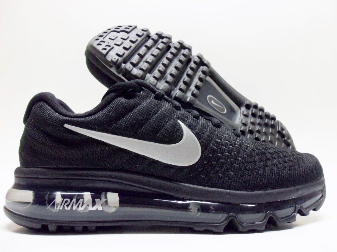 Nike air air Nike max 2017 schwarz / Weiß-anthracite   8,5 801155