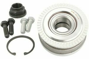 2x Front WHEEL BEARING KITS for IVECO DAILY IV Chassis 40C15 2006-2011