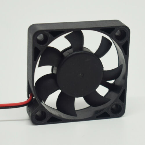1pc 50mm Brushless DC Cooling Fan 50x50x10mm 5010 7 blades 24V 2pin Connector US