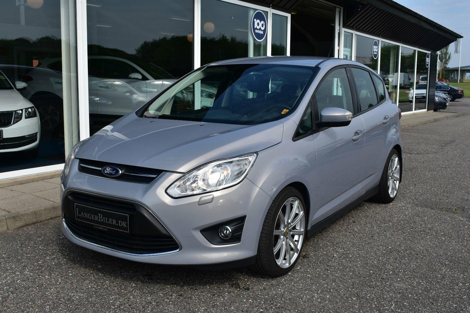 Ford C-MAX 1,0 SCTi 100 Trend 5d - 139.500 kr.