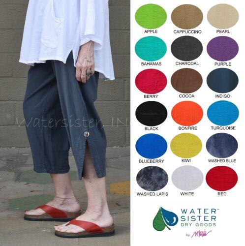 Colori Tagliata Cotton l 2018 1x m 3 Watersister Gauze 1 xl Pant 2 s Velma z6nSxpq
