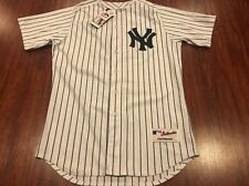 Authentic Majestic Masahiro Tanaka New York Yankees MLB Baseball Jersey Size 44