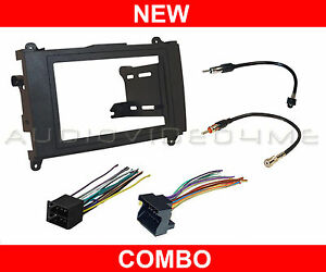 Dodge Sprinter Van Radio Stereo Dash Mounting Install Kit+Wire ... on car wiring supplies, car stereo with ipod integration, car stereo cover, 95 sc400 stereo harness, car stereo sleeve, car fuse, car stereo alternators, leather dog harness, car speaker,