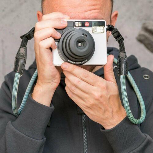 """Leica Cuerda Correa de 40/"""" Oasis//Ice Menta diseñado por Cooph SO 100 cm"""