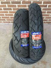 FULL BORE Honda VTX1300C & VT1100C Shadow 110-90-19 & 170-80-15 TIRE SET (PAIR)